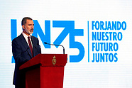 111020 King Felipe VI attends 75th anniversary of the founding of the United Nations (UN)