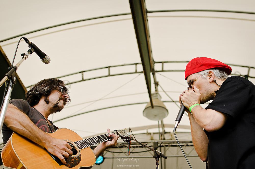 Brother Joscephus & The Love Revival Revolution Orchestra at The 2012 Appel Farm Arts & Music Festival.