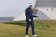 Gavin Fitzmaurice (Balcarrick) on the 3rd during Round 3 of The West of Ireland Open Championship in Co. Sligo Golf Club, Rosses Point, Sligo on Saturday 6th April 2019.<br /> Picture:  Thos Caffrey / www.golffile.ie