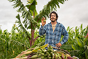 Gabriel Sachter-Smith, banana plant breeder