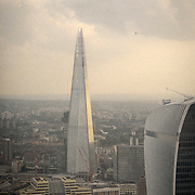 Shard London Bridge or The Shard is a skyscraper in Southwark, London. Standing 309.6 metres above ground level, it is the tallest building in Europe as of July 2012