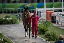 Mohammed Bassem Hassan, QAT, Primeval Dejavu<br /> Olympic Games Rio 2016<br /> © Hippo Foto - Dirk Caremans<br /> 12/08/16