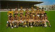 All Ireland Senior Hurling Championship - Final,.02.09.1984, 09.02.1984, 2nd September 1984,.Cork 3-16, Offaly 1-12,.02091984AISHCF,.Senior Cork v Offaly, .Minor Kilkenny v Limerick,.Kilkenny Minor Team, A McCormack, W Dwyer, B Bryan, F Morgan, L O'Brien, J Power, D Mullen, G Drennan, P Phelan, P McEvoy, T Lennon (capt), W Ayres, W Purcell, M Frisby, L Dowling, Subs, L Egan for G Drennan, A Byrne for W Dwyer, J Farrell for W Purcell, Note, J Farrell, L Egan, P Fennelly and W Cleere played in drawn game, M Frisby, W Purcell, W Ayres and P Phelan came on for replay, Subs in drawn game W Purcell for W Cleere, P Phelan for L Dowling and W Ayres for P Fennelly,