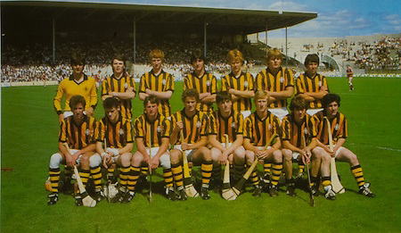 All Ireland Senior Hurling Championship - Final,.02.09.1984, 09.02.1984, 2nd September 1984,.Cork 3-16, Offaly 1-12,.02091984AISHCF,.Senior Cork v Offaly, .Minor Kilkenny v Limerick,.Kilkenny Minor Team, A McCormack, W Dwyer, B Bryan, F Morgan, L O'Brien, J Power, D Mullen, G Drennan, P Phelan, P McEvoy, T Lennon (capt), W Ayres, W Purcell, M Frisby, L Dowling, Subs, L Egan for G Drennan, A Byrne for W Dwyer, J Farrell for W Purcell, Note, J Farrell, L Egan, P Fennelly and W Cleere played in drawn game, M Frisby, W Purcell, W Ayres and P Phelan came on for replay, Subs in drawn game W Purcell for W Cleere, P Phelan for L Dowling and W Ayres for P Fennelly,