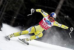 14-12-2012 SKIEN: FIS WORLDCUP SUPER G: VAL GARDENA<br /> Aksel Lund Svindal of Norway in action during Super G of the FIS Ski Alpine Worldcup at Sasslong course<br /> ***NETHERLANDS ONLY***<br /> ©2012-FotoHoogendoorn.nl