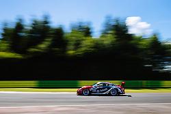 Dino Zamparelli | Bristol Sport Racing | #88 Porsche 911 GT3 Cup car | Porsche Carrera Cup GB Qualifying - Mandatory byline: Rogan Thomson/JMP - 07966 386802 - 27/06/2015 - SPORT - MOTORSPORT - North Yorkshire, England - Croft Circuit - BTCC Meeting Day 1.