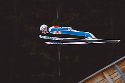 04.03.2021, Oberstdorf, GER, FIS Weltmeisterschaften Ski Nordisch, Oberstdorf 2021, Herren, Skisprung HS137, Qualifikation, im Bild Daniel Andre Tande (NOR) // Daniel Andre Tande of Norway during qualification for the ski jumping HS137 competition of FIS Nordic Ski World Championships 2021 in Oberstdorf, Germany on 2021/03/04. EXPA Pictures © 2021, PhotoCredit: EXPA/ JFK