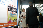 Hare Koninklijke Hoogheid Prinses Laurentien der Nederlanden was donderdagmiddag 1 december in de Vrije Universiteit Amsterdam aanwezig bij het congres 100 jaar Kinderwetten. <br /> <br /> Her royal highness princess Laurentien of the The Netherlands was Thursday afternoon 1 December in the university of Amsterdam present at the congress 100 years child laws.