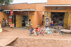 Childrens Bicycle & Pharmacy Shops
