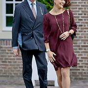 NLD/Apeldoorn/20110913 - Prinses Margriet ontvangt erebestuur Internationaal Paralympisch Comite, Prinses Victoria van Zweden