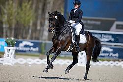 Reimer Jennifer, BEL, Daiquiri Royal<br /> CDI 3* Opglabeek<br /> © Hippo Foto - Dirk Caremans<br />  23/04/2021