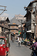 Downtown Srinagar - Kashmir