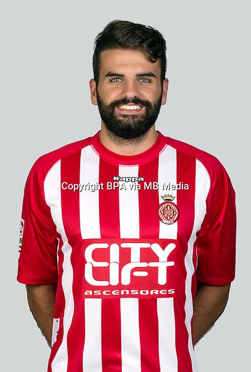 Spain - La Liga Adelante 2015-2016 / <br /> ( Girona F.C. ) - <br /> Carles Mas Bacardit