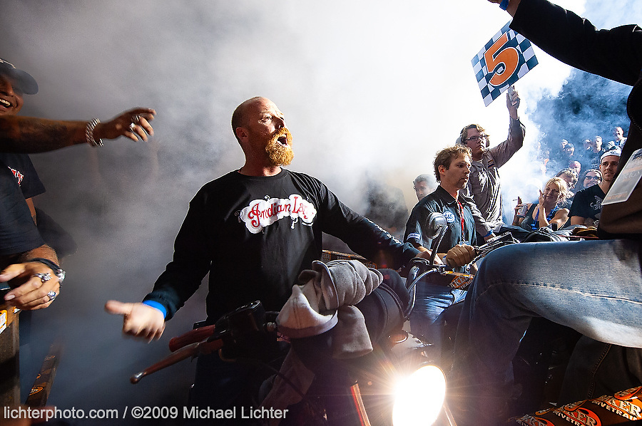 What the! Bill Dodge in Sturgis, SD. 2009<br /> <br /> Limited Edition Print from an edition of 20. Photo ©2009 Michael Lichter.