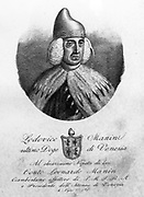Portrait of Ludovico Manin 1802. The last Venetian Doge; forced to abdicate by Napoleon Bonaparte.
