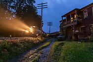NYSW, New York Railroad, SU99, Sunset, Susie Q, New York, Susquehanna & Western, Railway