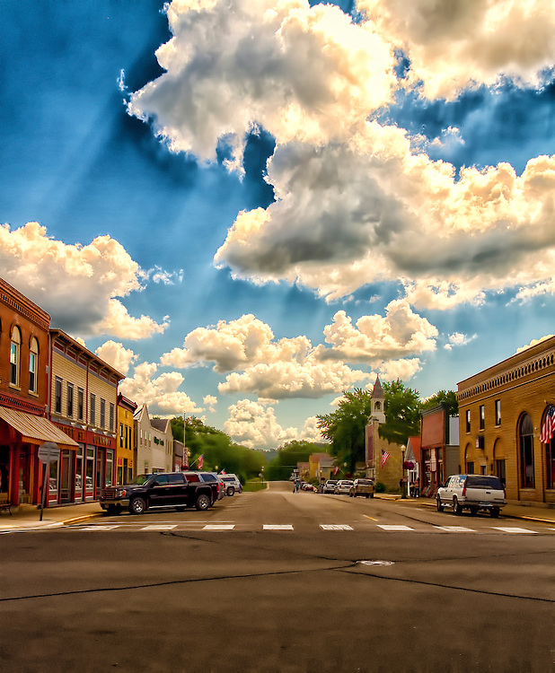 Lanesboro is the Bed and Breakfast Capital of Minnesota.