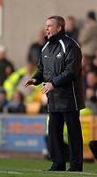 Photo: Paul Greenwood.<br />Port Vale v Swansea City. Coca Cola League 1. 18/11/2006. Swansea Manager Kenny Jackett.