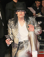 Perry Pullman; Michael Jackson Impersonator Michael Jackson 'The Life of an Icon' World Premiere, Empire Cinema, Leicester Square, London, UK, 02 November 2011:  Contact: Rich@Piqtured.com +44(0)7941 079620 (Picture by Richard Goldschmidt)