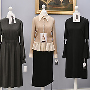 The Romanian Cultural Institute in London continues to help to help promote upcoming Romanian designers an exhibition with ready-to-wear outfits of Thaïs & Ströe, one of Bucharest's favourite apparel brands on 21 Feb 2019, London, UK.