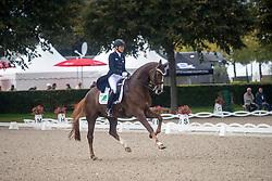 Klimke Ingrid, GER, Equitanas Firlefranz<br /> CHIO Aachen 2021<br /> © Hippo Foto - Sharon Vandeput<br /> 16/09/21