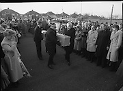 Funerals of Stardust Victims.16/02/1981