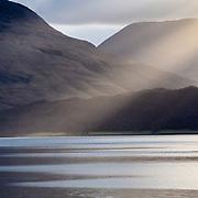 Fleeting light over Appin II, Highland, Scotland.