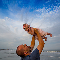 Joni Family Portraits, Garden City Beach, SC