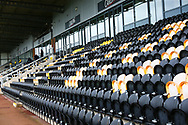 General view of the Pirelli Stadium during the EFL Sky Bet League 1 match between Burton Albion and Bradford City at the Pirelli Stadium, Burton upon Trent, England on 26 January 2019.