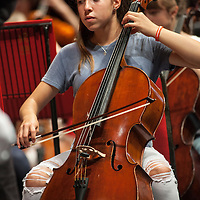 National Children's Orchestras of Great Britain<br /> <br /> pictured during rehearsal for -<br /> <br /> Main Orchestra Summer Concert 2016<br /> Preston Guild Hall & Theatre<br /> 30/7/2016<br /> with Guest Conductor Natalia Luis-Bassa<br /> <br /> This image is free to use to promote National Children's Orchestras of Great Britain and their partners only.<br /> <br /> For Further information<br /> Claire Vautier<br /> Marketing & Development Manager<br /> National Children's Orchestras of Great Britain<br /> c.vautier@nco.org.uk<br /> 01934 418855 | www.nco.org.uk<br /> <br /> Picture credit Drew Farrell<br /> Tel : 07721-735041