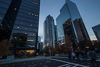 Expedia Headquarters, Downtown Bellevue