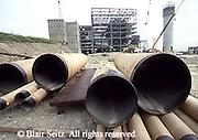 Heavy industry, Incinerator construction,