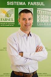 Posse de Gedeão Silveira Pereira como presidente da Farsul e diretoria 2019. FOTO: Cesar Lopes/ Agência Preview