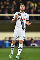 Harry Kane Tottenham <br /> Firenze 18-02-2016 Stadio Artemio Franchi, Football, Europa League round of 32 Sedicesimi di finale Fiorentina - Tottenham .  Foto Andrea Staccioli / Insidefoto