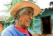 Peru, indigenous woman