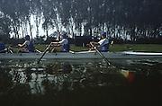 Hazewinkel. BELGIUM,  1997 FISA Junior World Rowing Championships. Course, Bloso Rowing Centre, Heindonk, Willebroek, Mechelen, Belgium.<br /> <br /> <br /> [Mandatory Credit; Peter Spurrier/Intersport-images] 1997 Junior World Rowing Championships, Hazewink