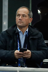 Head of Society General Bank Frederic Oudea during a rugby friendly Test match, France vs New-Zealand in Stade de France, St-Denis, France, on November 11th, 2017. France New-Zealand won 38-18. Photo by Henri Szwarc/ABACAPRESS.COM