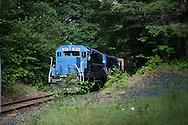 Coos Bay Rail Headed East