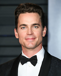 BEVERLY HILLS, LOS ANGELES, CA, USA - MARCH 04: 2018 Vanity Fair Oscar Party held at the Wallis Annenberg Center for the Performing Arts on March 4, 2018 in Beverly Hills, Los Angeles, California, United States. 04 Mar 2018 Pictured: Matt Bomer. Photo credit: IPA/MEGA TheMegaAgency.com +1 888 505 6342