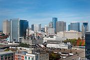 Rodney Bedsole Photography photographs Nashville downtown skyline