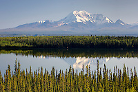 Mount Drum, Wrangell-St. Elias National Park Alaska
