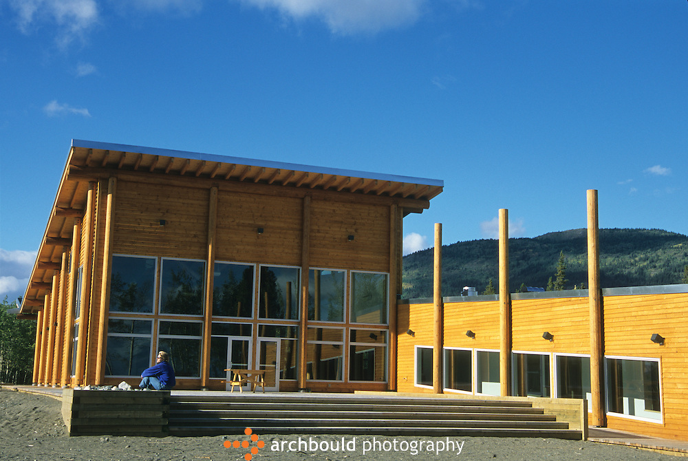 Tlingit Centre, Teslin Yukon