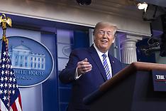 Coronavirus US Task Force Press Briefing 19 April 2020