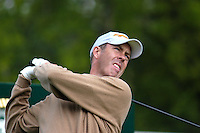 Richard Green, professional golfer, Australia. Ref: 200506296876. This image was taken at the K Club, Co Kildare, Ireland, during the Smurfit European Open Golf Championship practice and Pro-Am days.<br /> <br /> Copyright Image from Victor Patterson, Belfast, UK<br /> <br /> t: +44 28 9066 1296 (from Rep of Ireland 048 9066 1296)<br /> m: +44 7802 353836<br /> e: victorpattersonbelfast@gmail.com<br /> <br /> www.images4media.com<br /> <br /> Please see my full Terms and Conditions of Use at https://www.images4media.com/p/terms-conditions - it is IMPORTANT that you familiarise yourself with them.<br /> <br /> Images used online incur an additional cost. This cost should be agreed in writing in advance. Online images must be visibly watermarked i.e. © Victor Patterson or that of the named photographer within the body of the image. The original metadata must not be deleted from images used online.<br /> <br /> This image is only available for the use of the download recipient i.e. television station, newspaper, magazine, book publisher, etc, and must not be passed on to a third party. It is also downloaded on condition that each and every usage is notified within 7 days to victorpattersonbelfast@gmail.com.<br /> <br /> The right of Victor Patterson (or the named photographer) to be identified as the author is asserted in accordance with The Copyright Designs And Patents Act (1988). All moral rights are asserted.