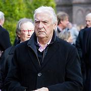 NLD/Laren/20121031 - Uitvaart Joop Stokkermans, Boudewijn Klap