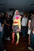 JOHNNY WOO, Nokia 'Capsule N96' ,  launch party. Century Club, 61-63 Shaftesbury Avenue, London *** Local Caption *** -DO NOT ARCHIVE-© Copyright Photograph by Dafydd Jones. 248 Clapham Rd. London SW9 0PZ. Tel 0207 820 0771. www.dafjones.com.