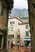 Kotor, Montenegro Town centre