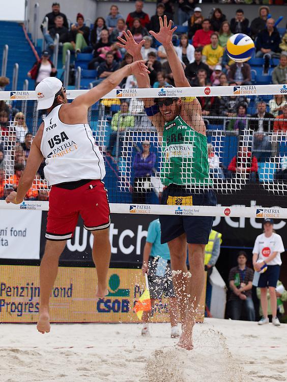 Swatch FIVB Patria Direct Open 2010 - USA vs BRA