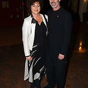 Harpengala 2004, Peter de Wijn en vrouw