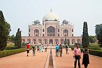Humayun's Tomb in Nizamuddin East, Delhi, India